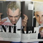 The Boxer magazine (Turkey) 1.11.2010