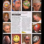Bizarre Magazine Feature - March 2010