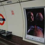 Art Below: Chosen to be displayed to the public on the London Underground.